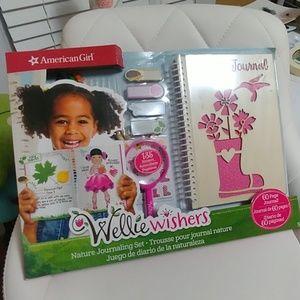 American Girl Nature Journaling Set